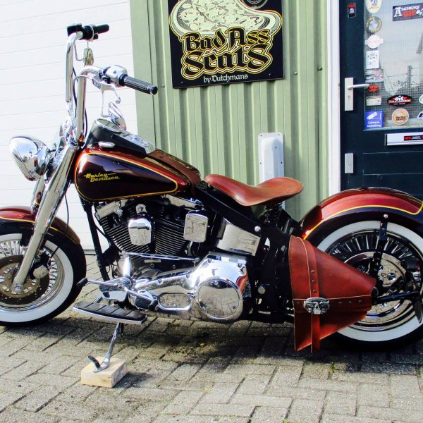 Softail Rootbeer